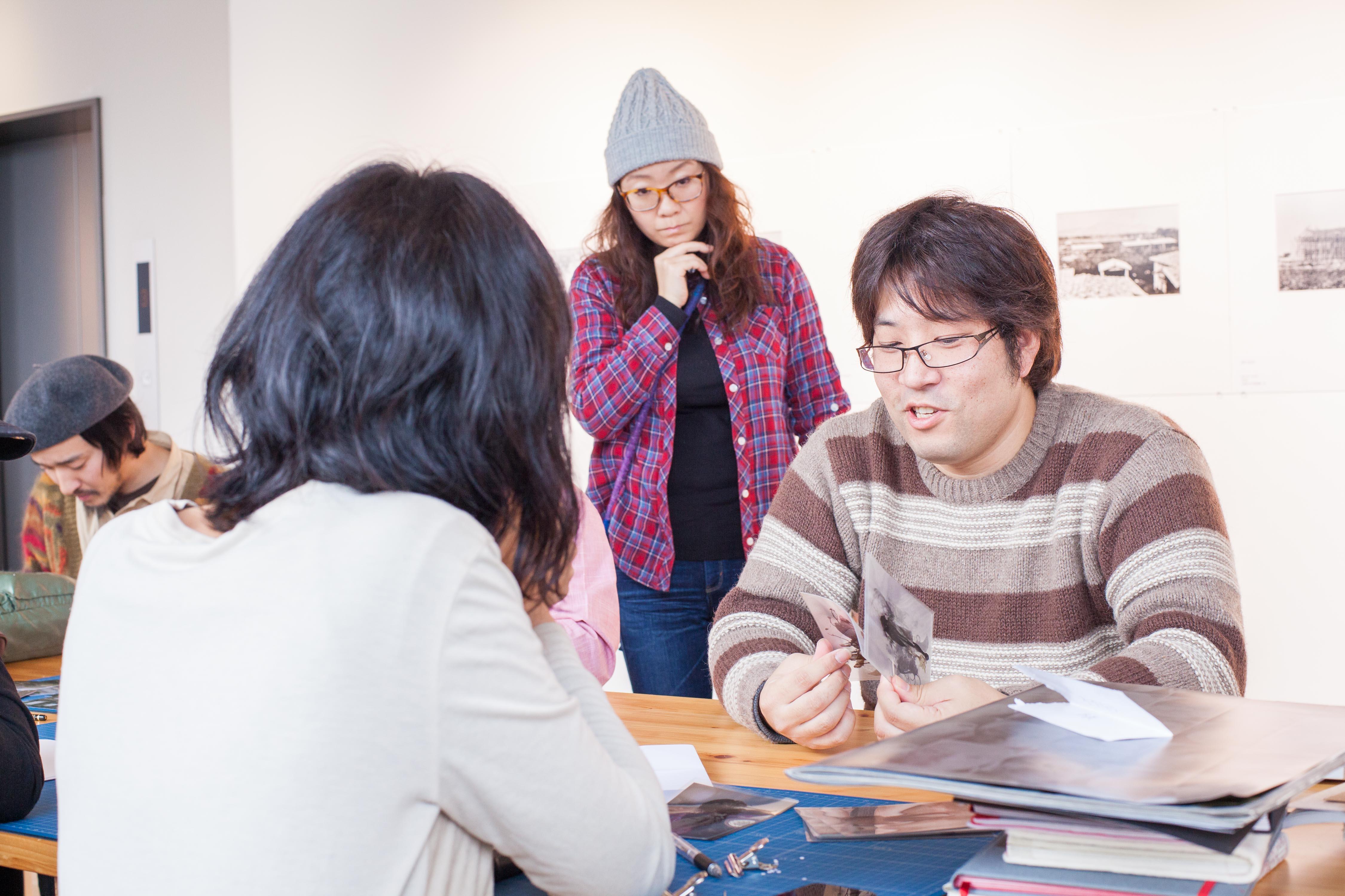 fujii yoshikatsu workshop